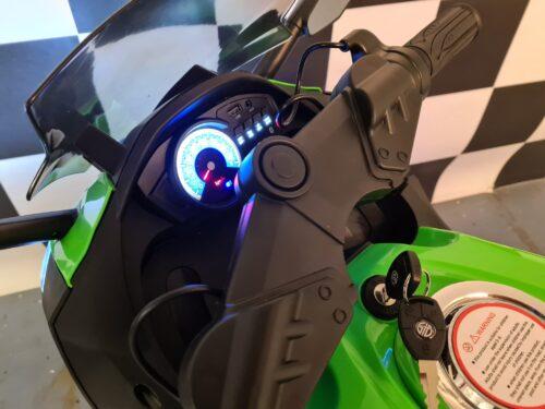 accu speelgoed motor Ninja