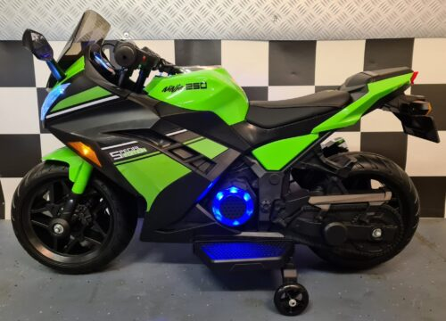 speelgoed motor Ninja