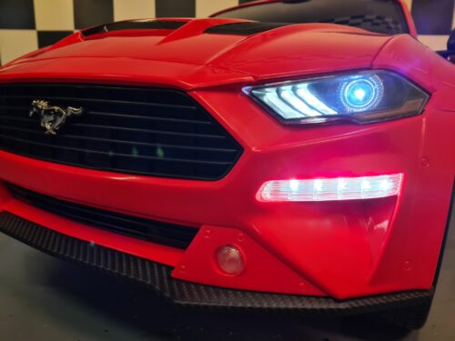 Elektrische auto kind Ford Mustang GT