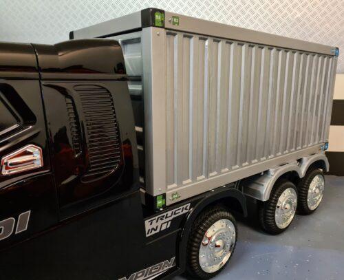 Speelgoed truck met container