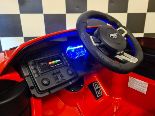 kinderauto op accu Ford Mustang GT