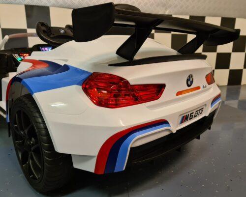 BMW M6 GT3 elektrische kinderauto