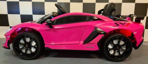 Elektrische auto kind Lamborghini Aventador