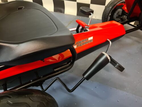 Ferrari trap skelter