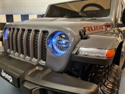 Jeep Gladiator accu kinderauto