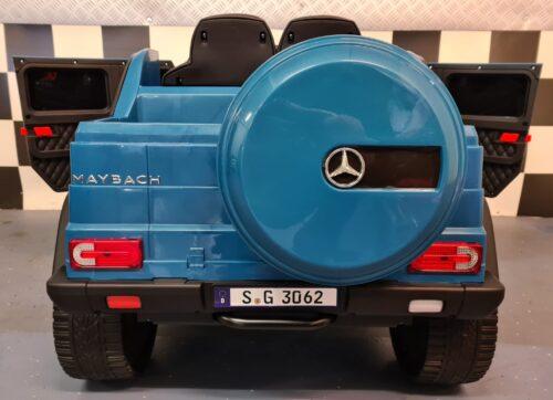 Mercedes Maybach accu kinderauto