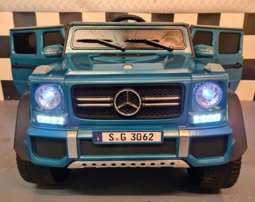 Mercedes maybach elektrische kinderauto