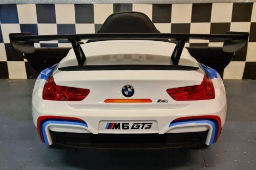 accu kinderauto BMW M6 GT3