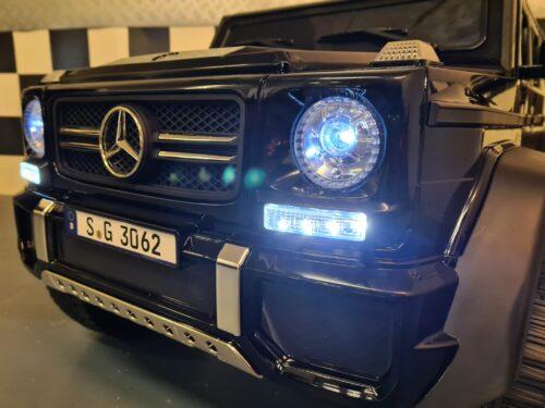 accu speelgoedauto Mercedes 1 persoons