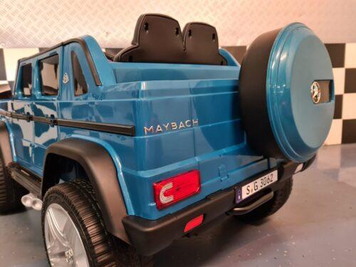 elektrische auto kind Mercedes Maybach