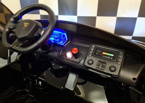 Lamborghini accu auto kind 2 persoons