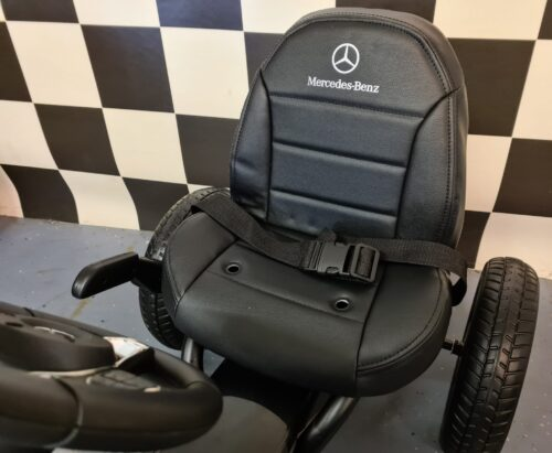 Mercedes go kart