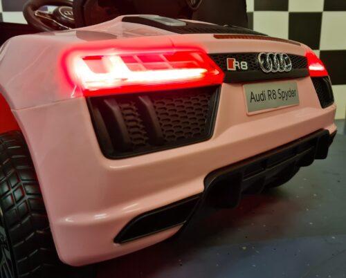 Audi R8 accu auto kind