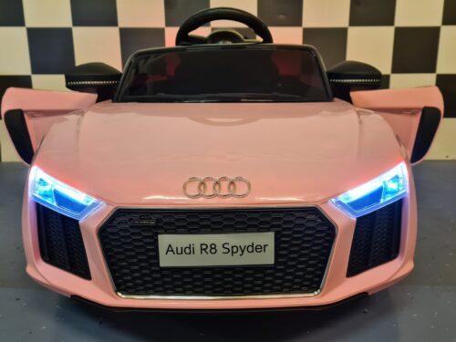 Audi R8 elektrische kinderauto
