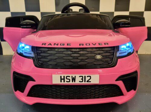 Elektrische auto kind Range Rover Velar