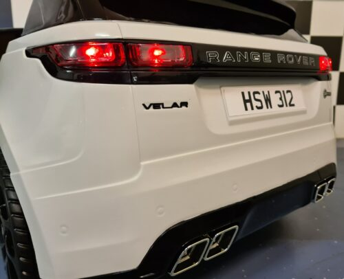 Speelgoedauto Range Rover Velar