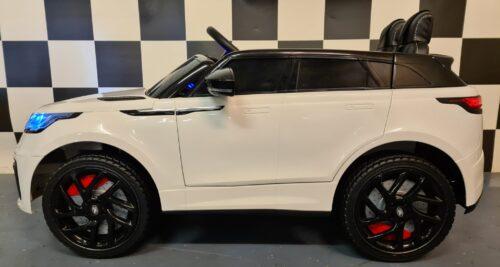 Velar Range Rover accu kinderauto