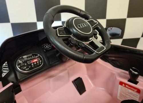 elektrische speelgoedauto Audi R8
