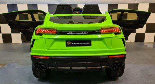 Accu kinderauto Lamborghini Urus groen