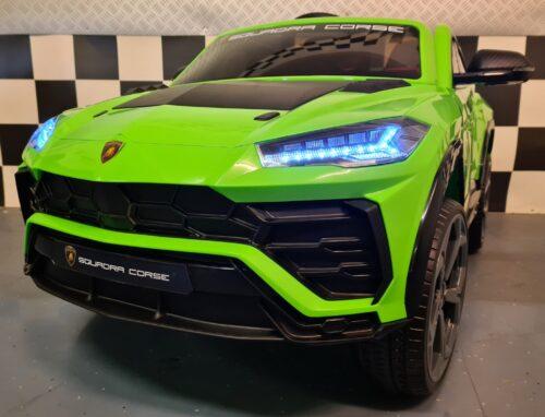 Kinderauto Lamborghini Urus groen