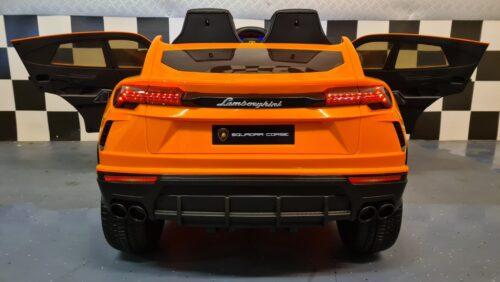 Lamborghini Urus elektrische kinderauto