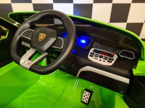 Lamborghini urus accu auto kind
