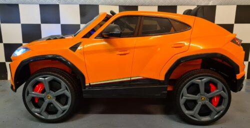 Speelgoedauto Lamborghini Urus Oranje