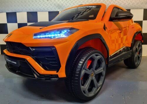 kinderauto Lamborghini oranje