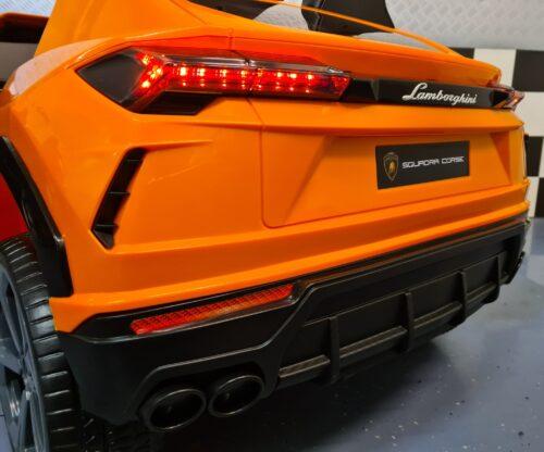 speelgoedauto Lambo Urus Oranje