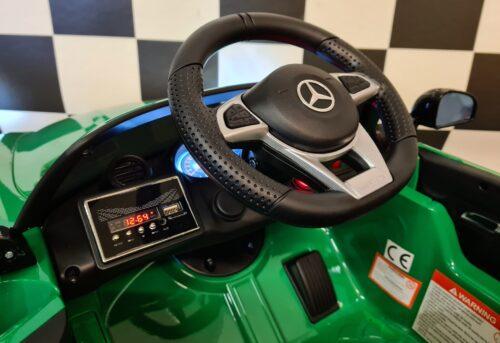 Mercedes GTR accu kinderauto