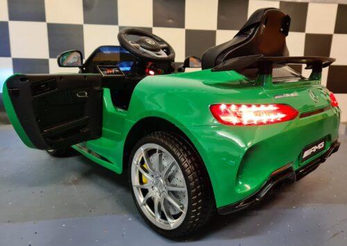 Mercedes GTR elektrische kinderauto