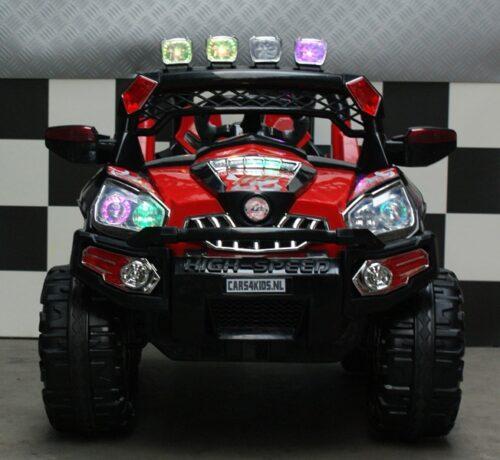 Elektrische 12V speelgoedjeep met afstandbediening