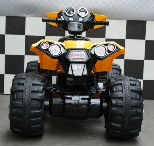 Elektrische speelgoedquad 12 volt 2 snelheden