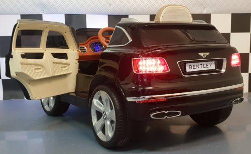 Bentayga speelgoedauto 12 volt accu 2.4G RC bediening