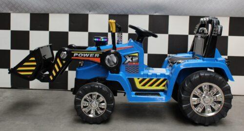Accu kinder tractor