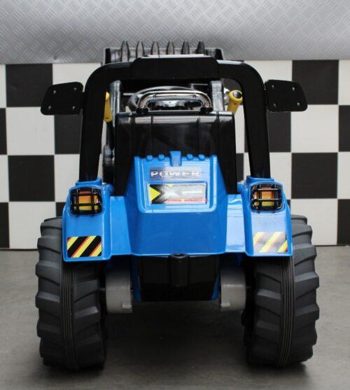 Elektrische speelgoed tractor