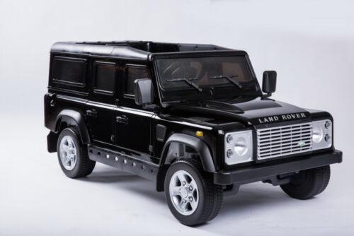 land rover accu speelgoedauto