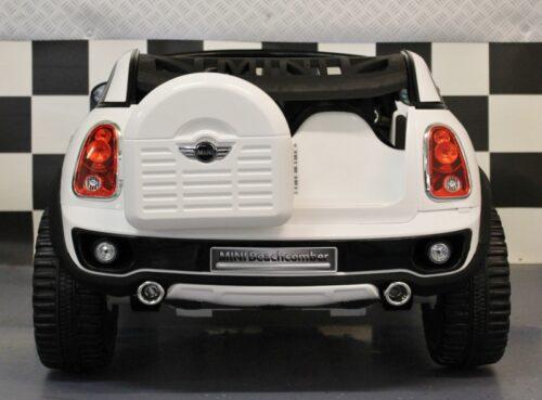 Kinder accu auto Mini Cooper 2 zits 12 volt en RC bediening