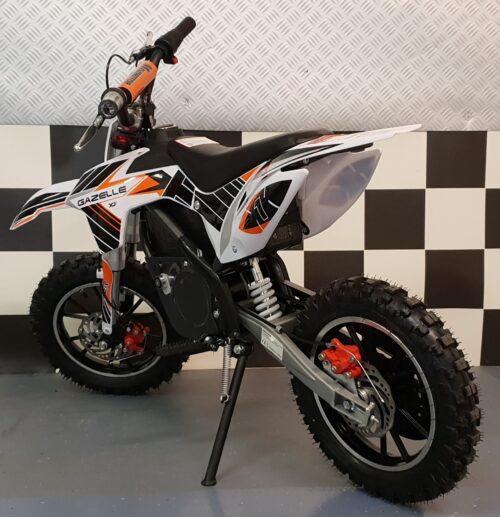 Oranje 36V 500 watt crosser