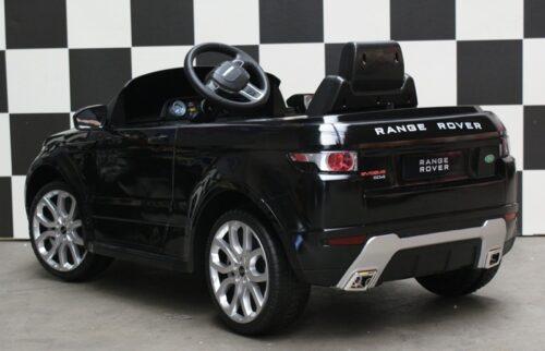 Accu kinderauto Range Rover zwart