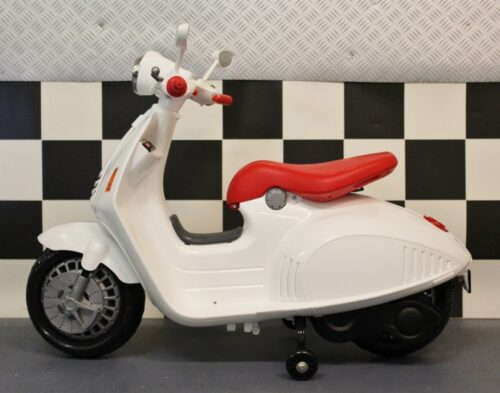 12 volt Retro scooter wit
