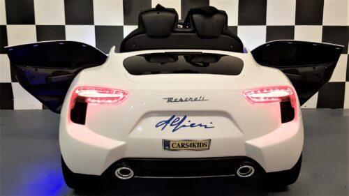 Accu auto Alfieri Maserati wit 2.4G remote 12 volt