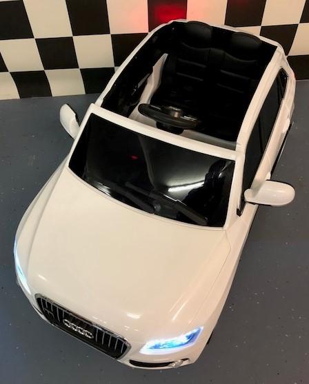 Accu Auto Audi Q5 Quattro wit 2.4G afstandbediening 12V