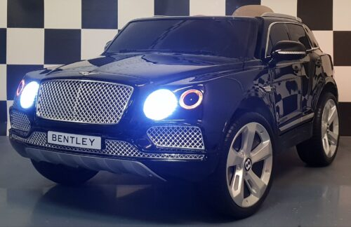Bentley kinderauto met afstandbedienig