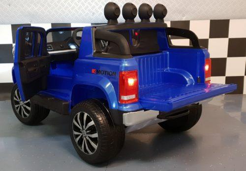 Volkswagen kinderauto 2x12V 4 wheel drive met RC