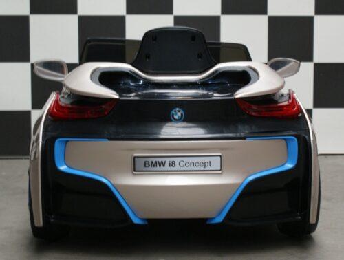 i8 elektrische speelgoedauto met rc bediening 12v