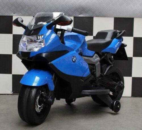 BMW K1300 S kinder motor blauw