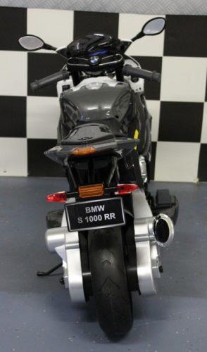 bmw s1000 rr speelgoedmotor 12 volt accu grijs