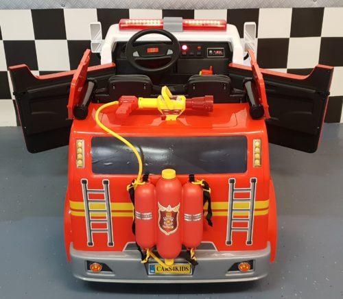 Kinderauto brandweer 911 12 volt