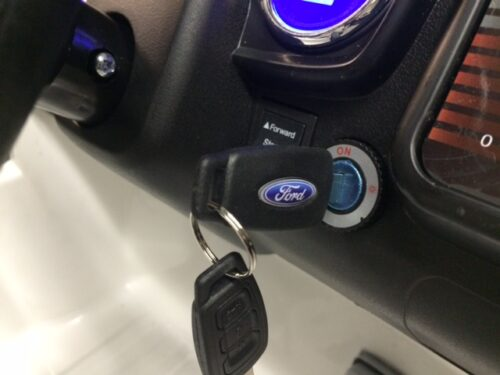 Sleutel Ford kinderauto